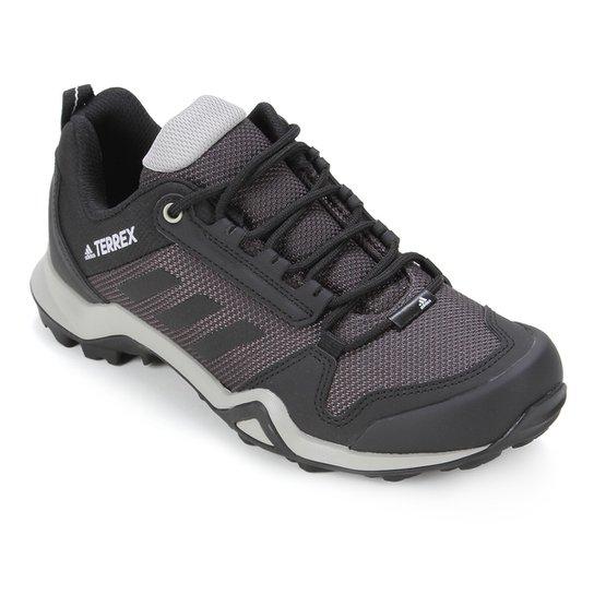 Tênis Adidas Terrex Ax3 Feminino - Cinza+Preto