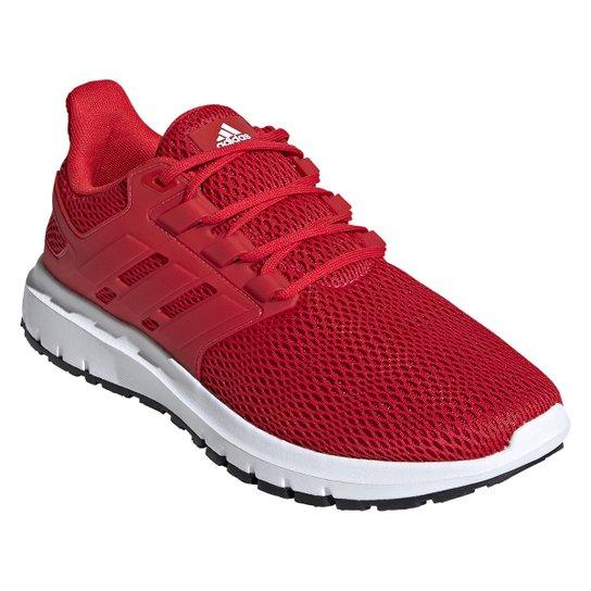 Tênis Adidas Ultimashow Masculino - Vermelho+Preto