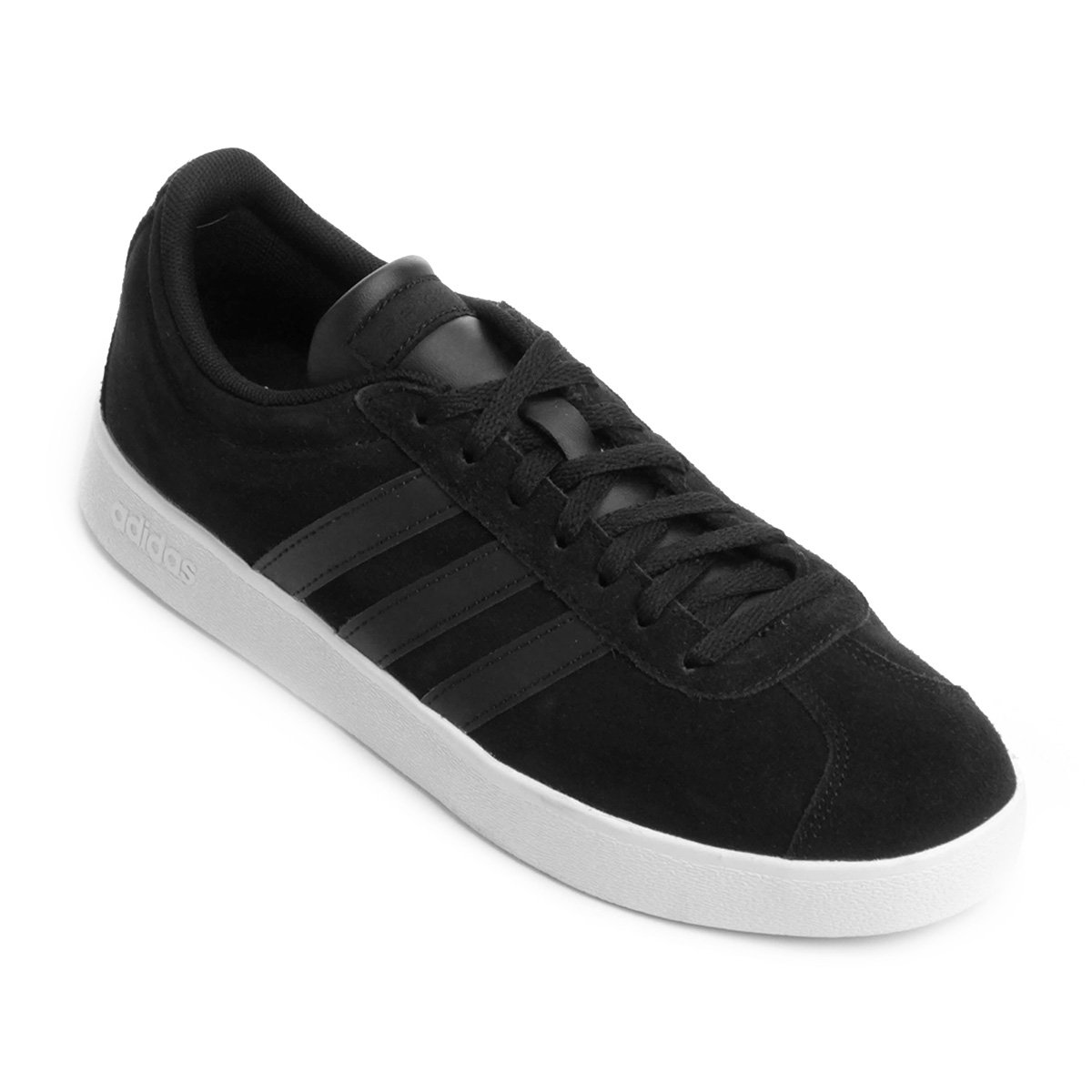 Tênis Adidas Vl Court 2 Masculino - Compre Agora  e2f064ae6f5cc