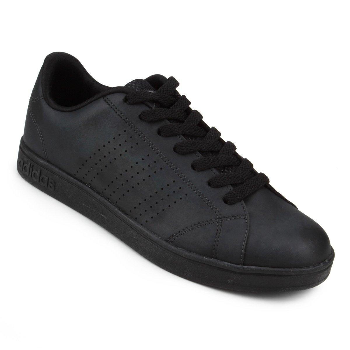2cec94ccd Tênis Adidas Vs Advantage Clean Masculino - Preto - Compre Agora ...