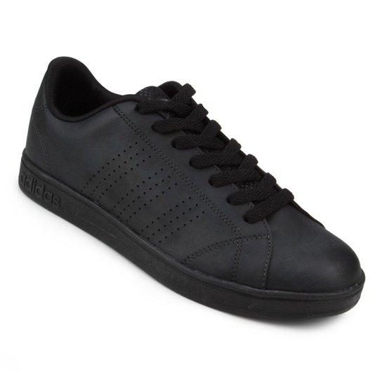 Tênis Adidas Vs Advantage Clean Masculino - Preto
