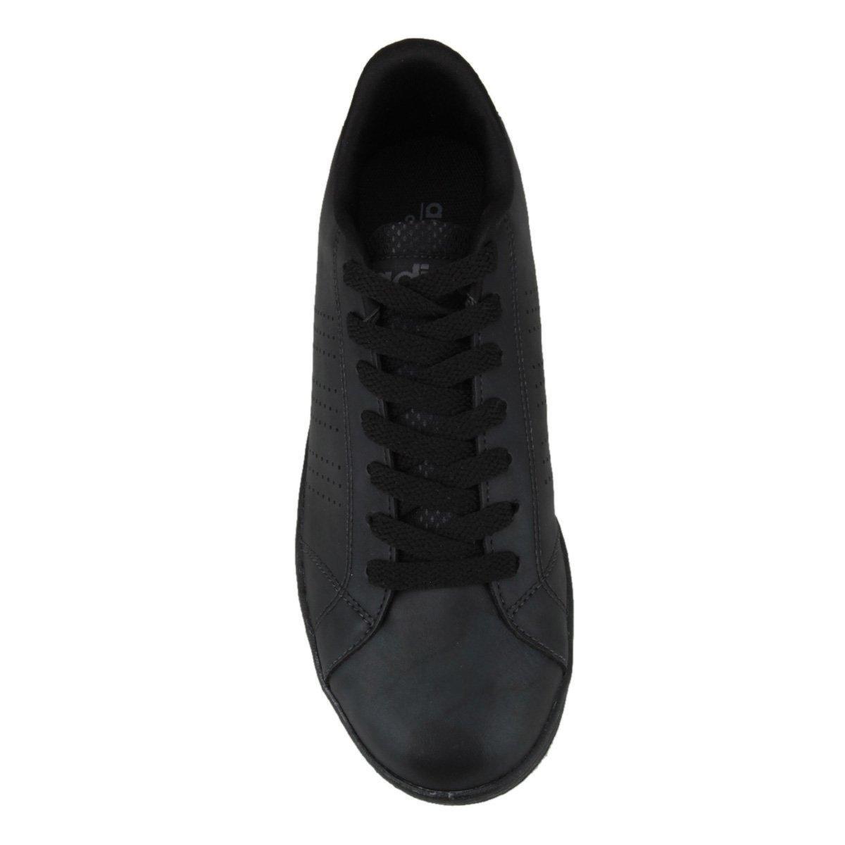 6180829e1b Tênis Adidas Vs Advantage Clean Masculino - Preto - Compre Agora ...