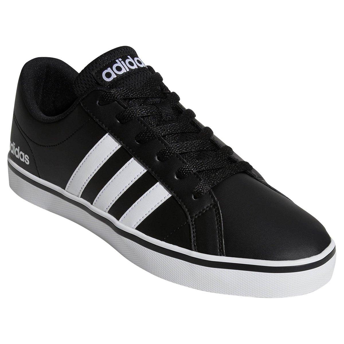8bef53ecc Tênis Adidas Vs Pace Masculino - Preto - Compre Agora