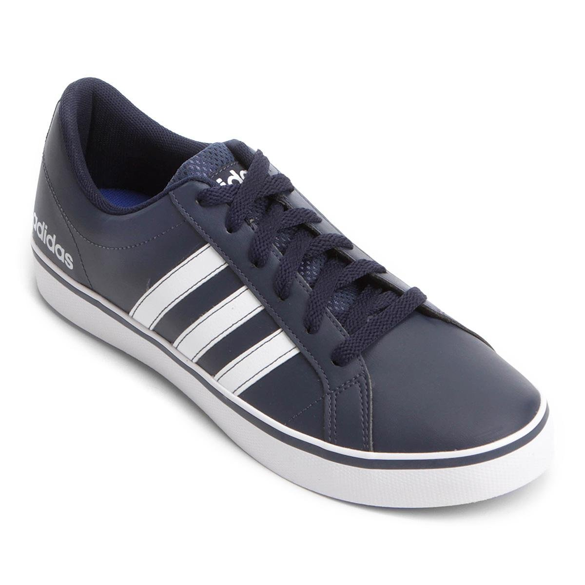 6a87bc9b1 Tênis Adidas Vs Pace Masculino - Azul - Compre Agora