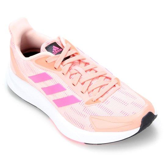 Tênis Adidas X9000 L1 Feminino - Rosa+Preto