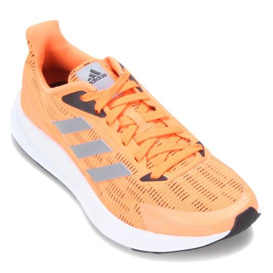 Tênis Adidas X9000 L1 Masculino - Laranja+Prata