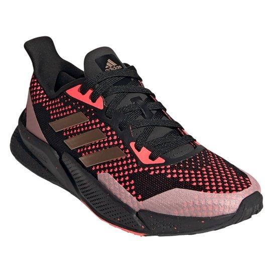 Tênis Adidas X9000 L2 Feminino - Preto+Rosa