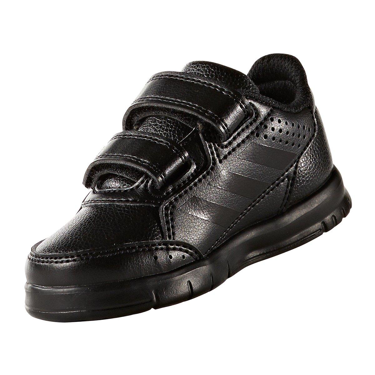 9395715eaec Tênis Infantil Adidas Altasport Cf Velcro - Preto - Compre Agora ...