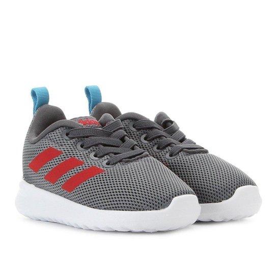 Tênis Infantil Adidas Lite Racer Clean - Cinza