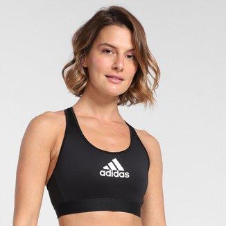 Top c/ Bojo Adidas Don't Rest Alphaskin Média Sustentação
