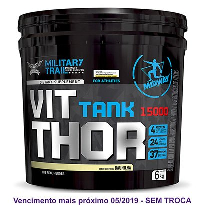 Vit Thor 15000 6 kg Military Trail - Midway USA