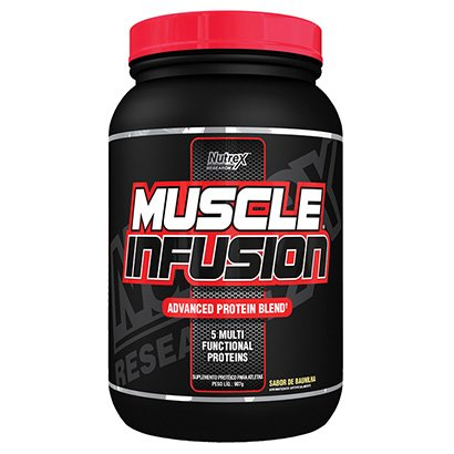 Whey Protein Muscle Infusion Advanced Protein 907g - Nutrex