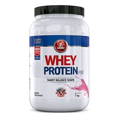 Whey Protein Pre USA 1Kg - Midway
